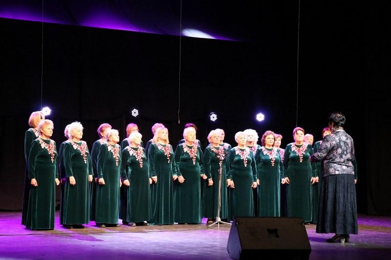 Академический хор ветеранов выступит в Культурном центре «Москворечье»