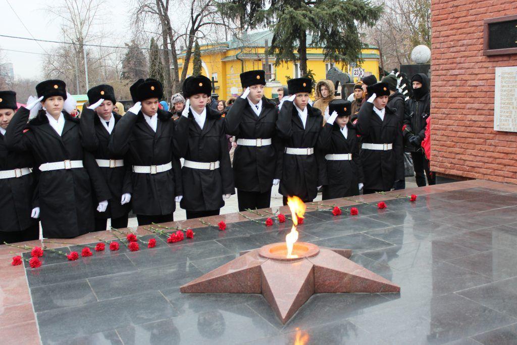 Мемориально-патронатная акция ко Дню Победы пройдет в Даниловском районе