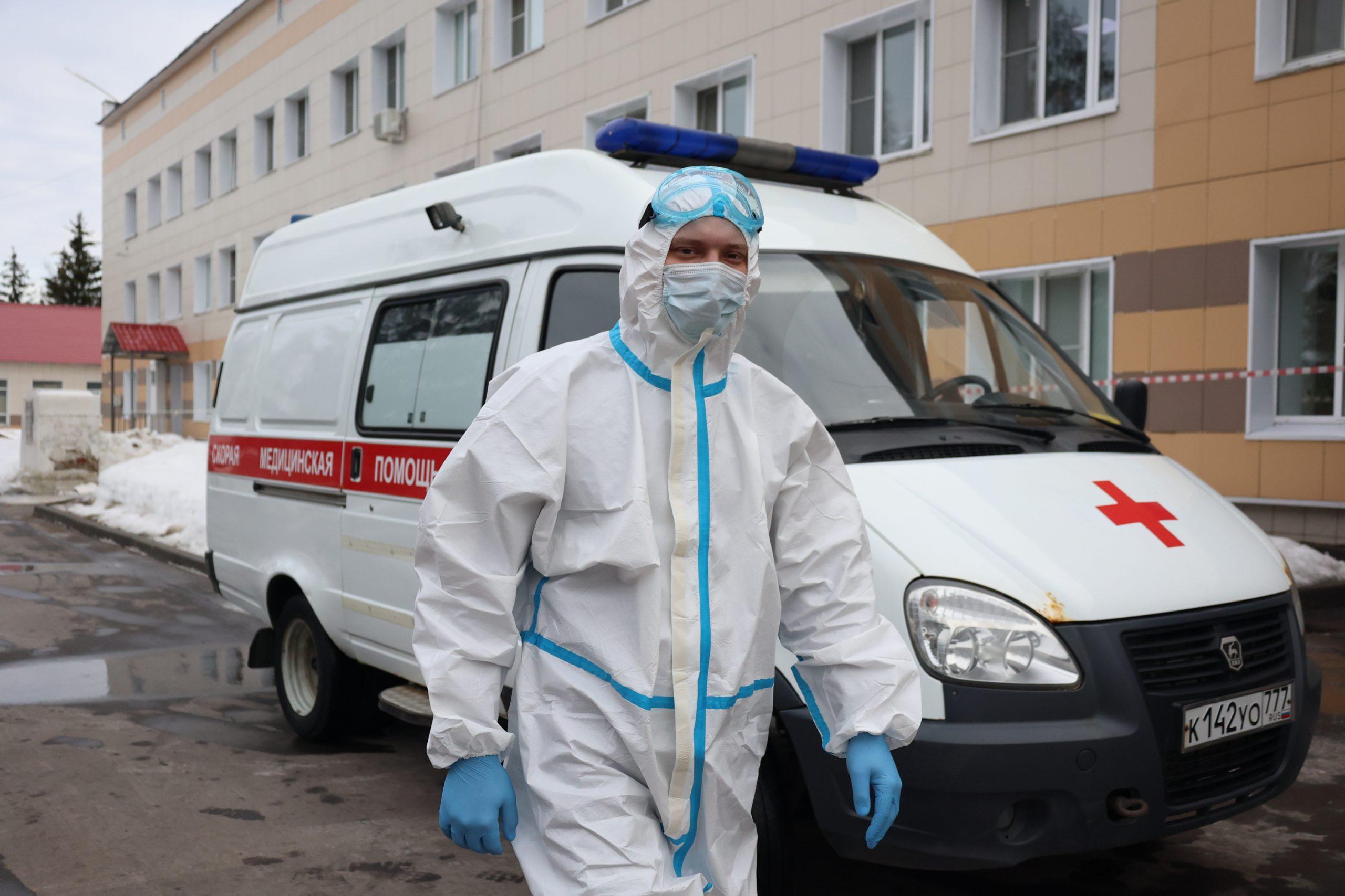 Число проведенных тестов на COVID-19 в Москве превысило 20 миллионов