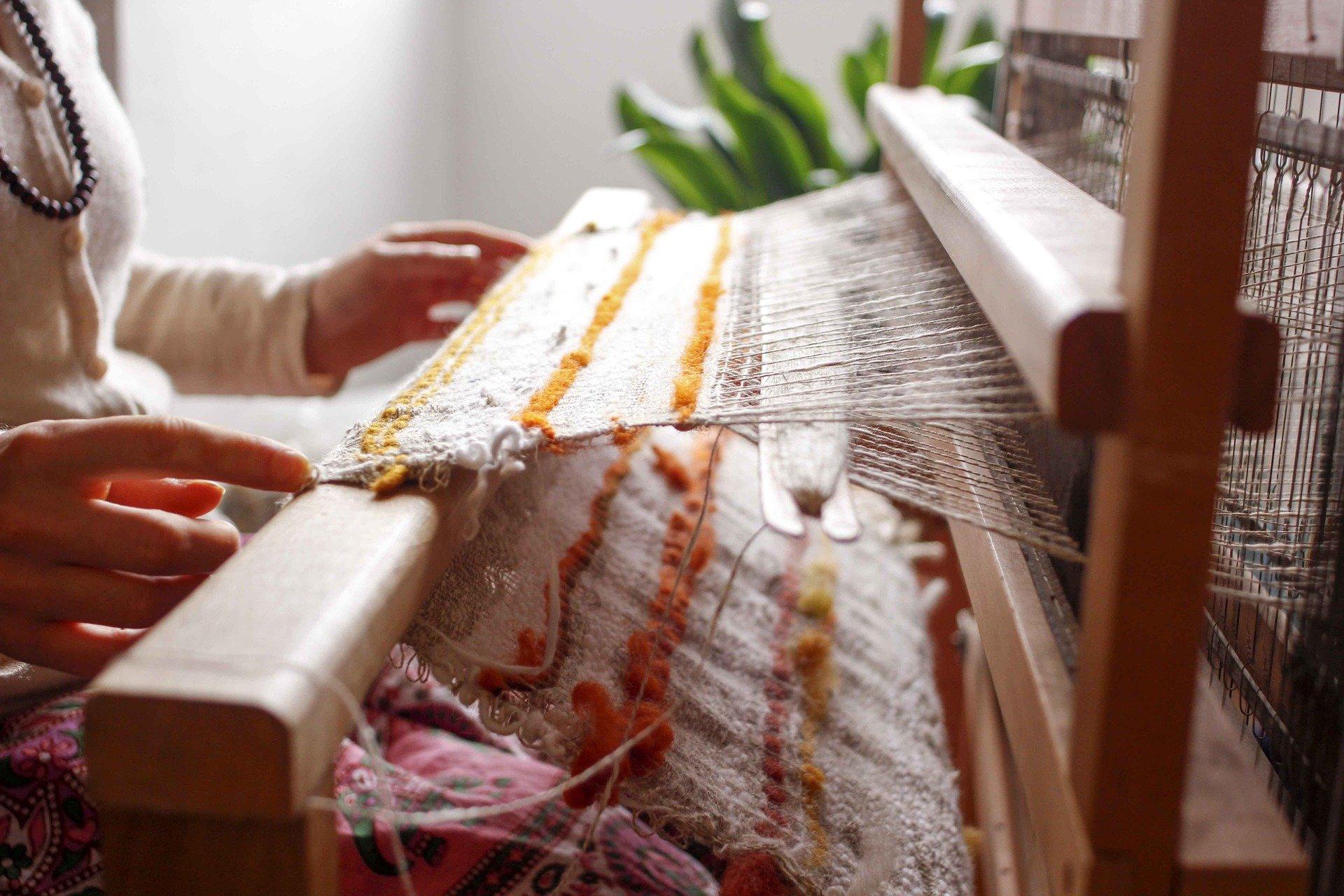 Лабиринты и спирали: в «Загорье» представят выставку народного искусства