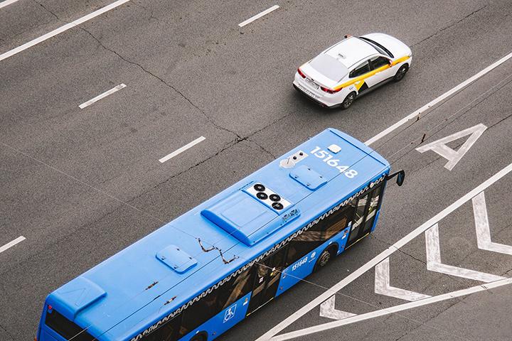 Схема движения автобуса №150 изменилась в Царицыне
