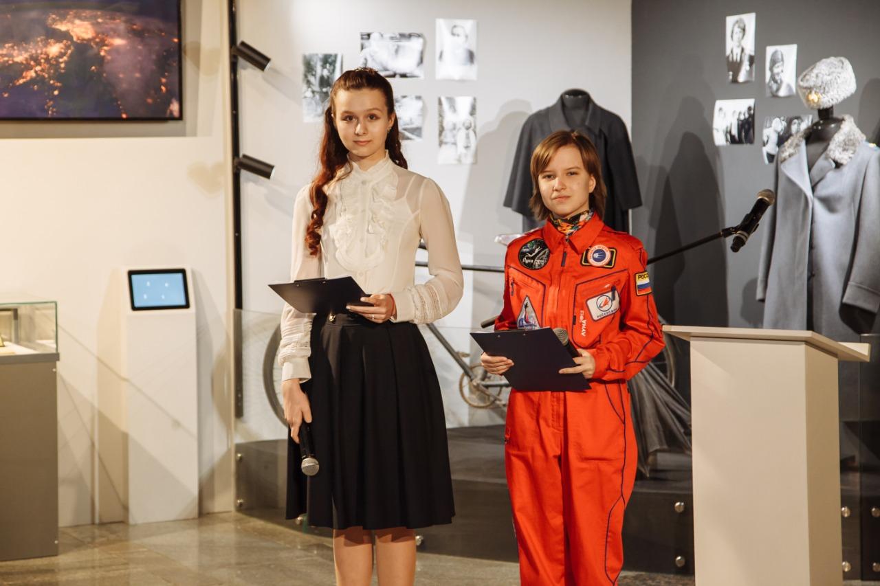 Космический телемост: школа №504 приняла участие в мероприятии ко Дню космонавтики