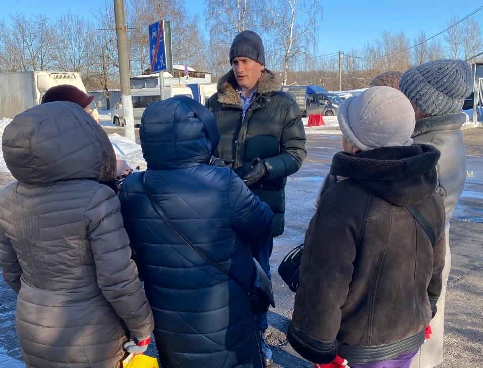 Новый автобусный маршрут появится для жителей Гурьевского проезда