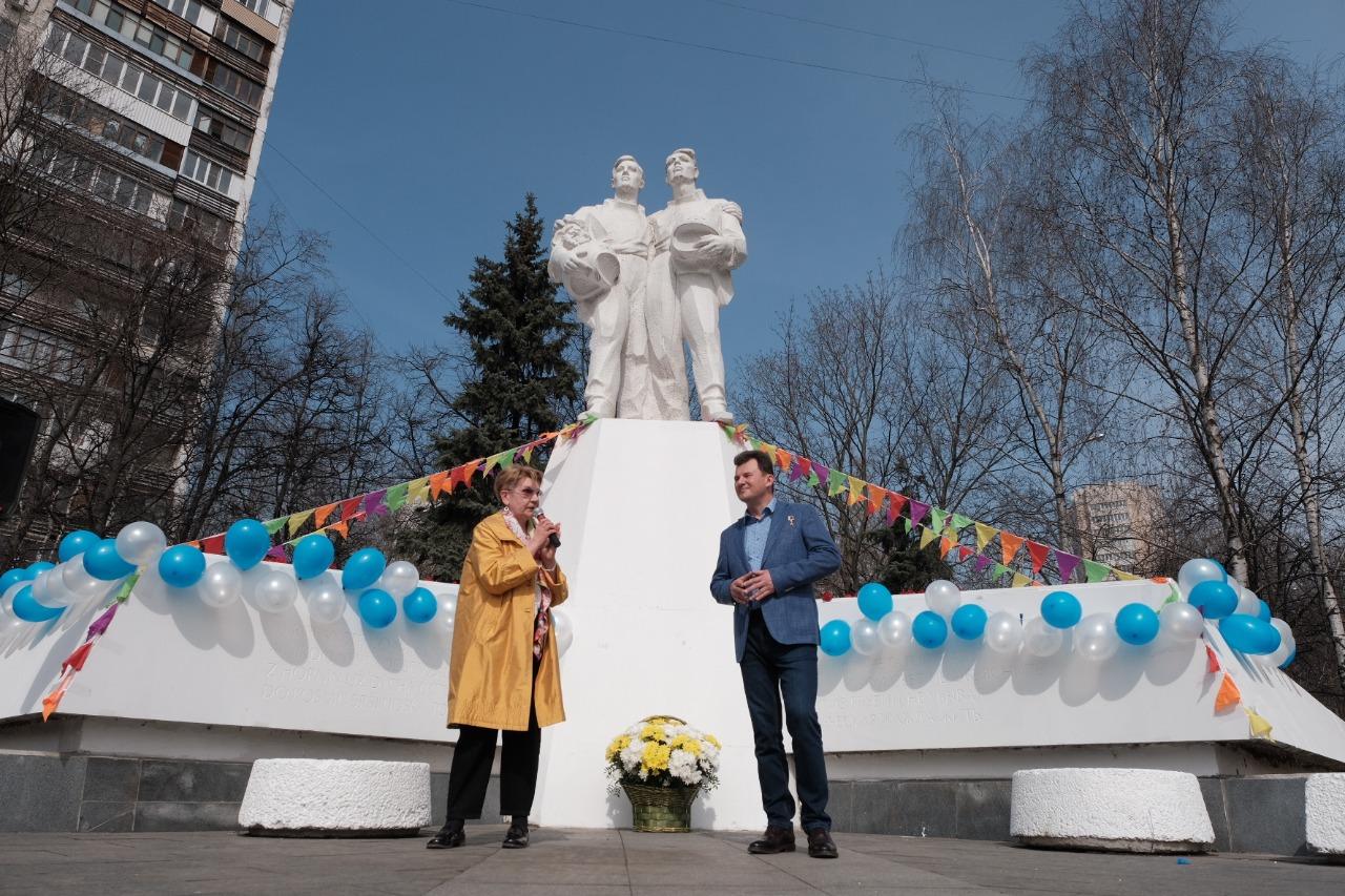 Космонавт Романенко предложил назвать сквер у метро «Пражская» в честь дважды Героя СССР Алексея Губарева
