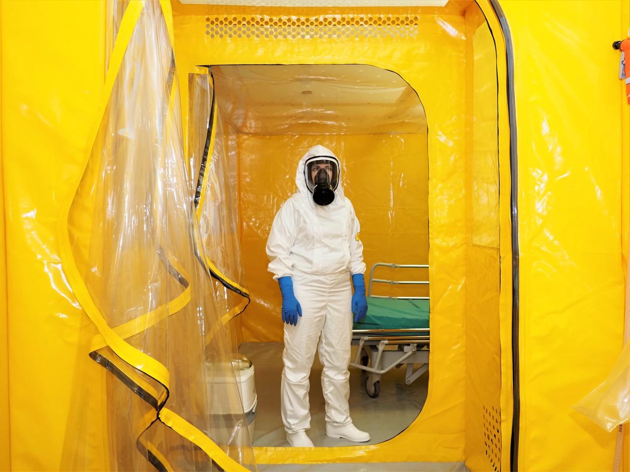 Почти 2,9 тысячи случаев коронавируса выявили в Москве за сутки