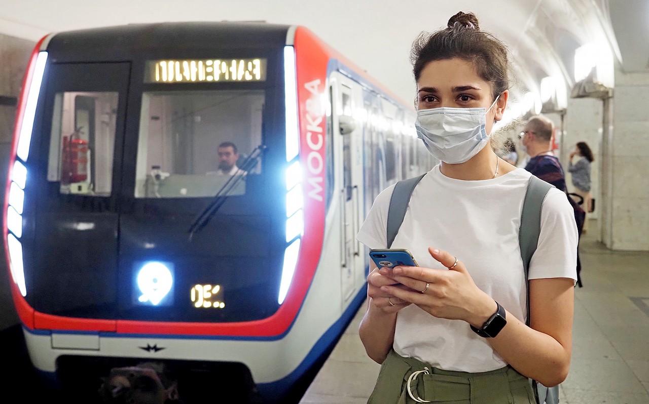 Систему Face Pay запустят в московском метро