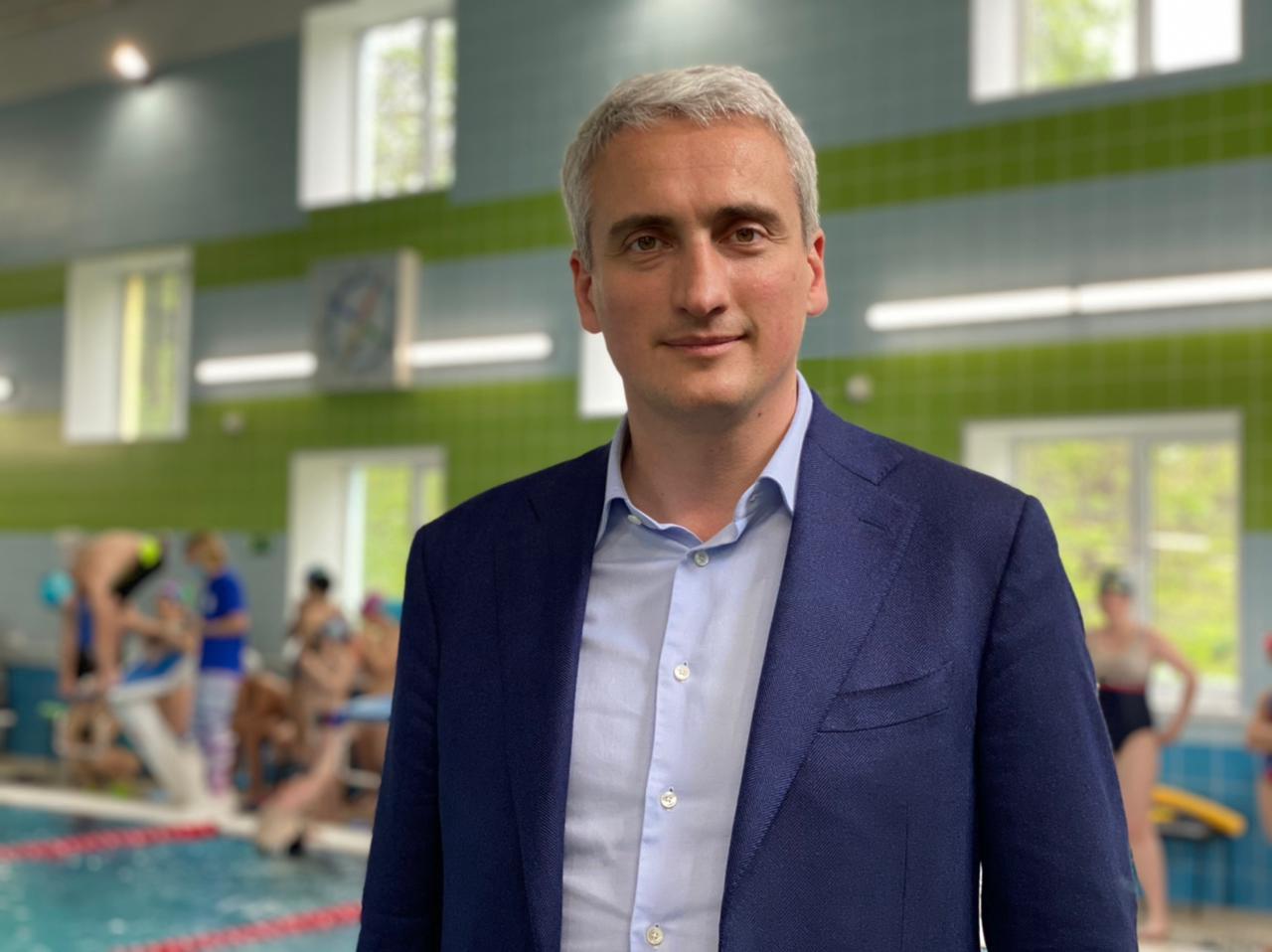 В Южном округе Москвы прошел детский турнир по плаванию на призы Евгения Нифантьева