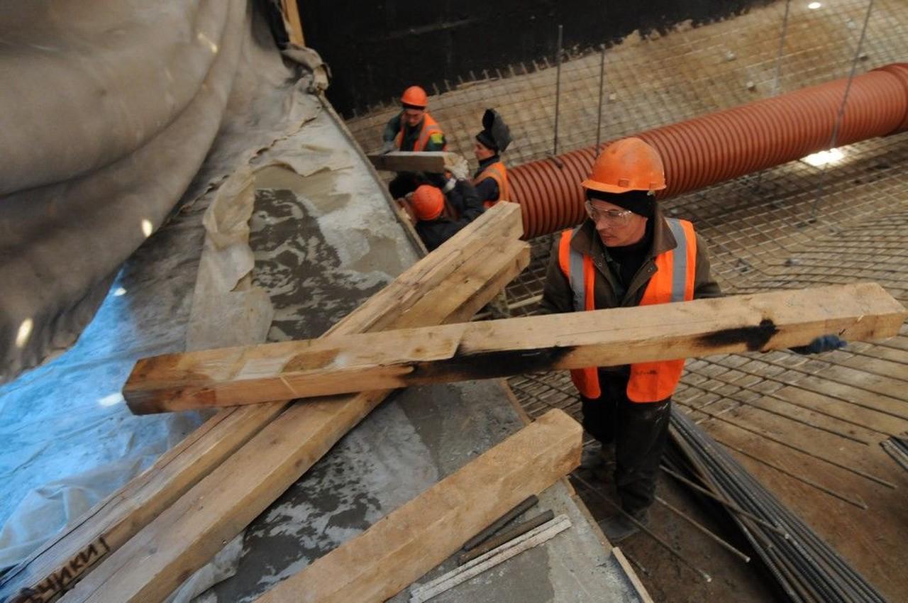 Реконструкция развязки МКАД с Липецкой улицей начнется в мае