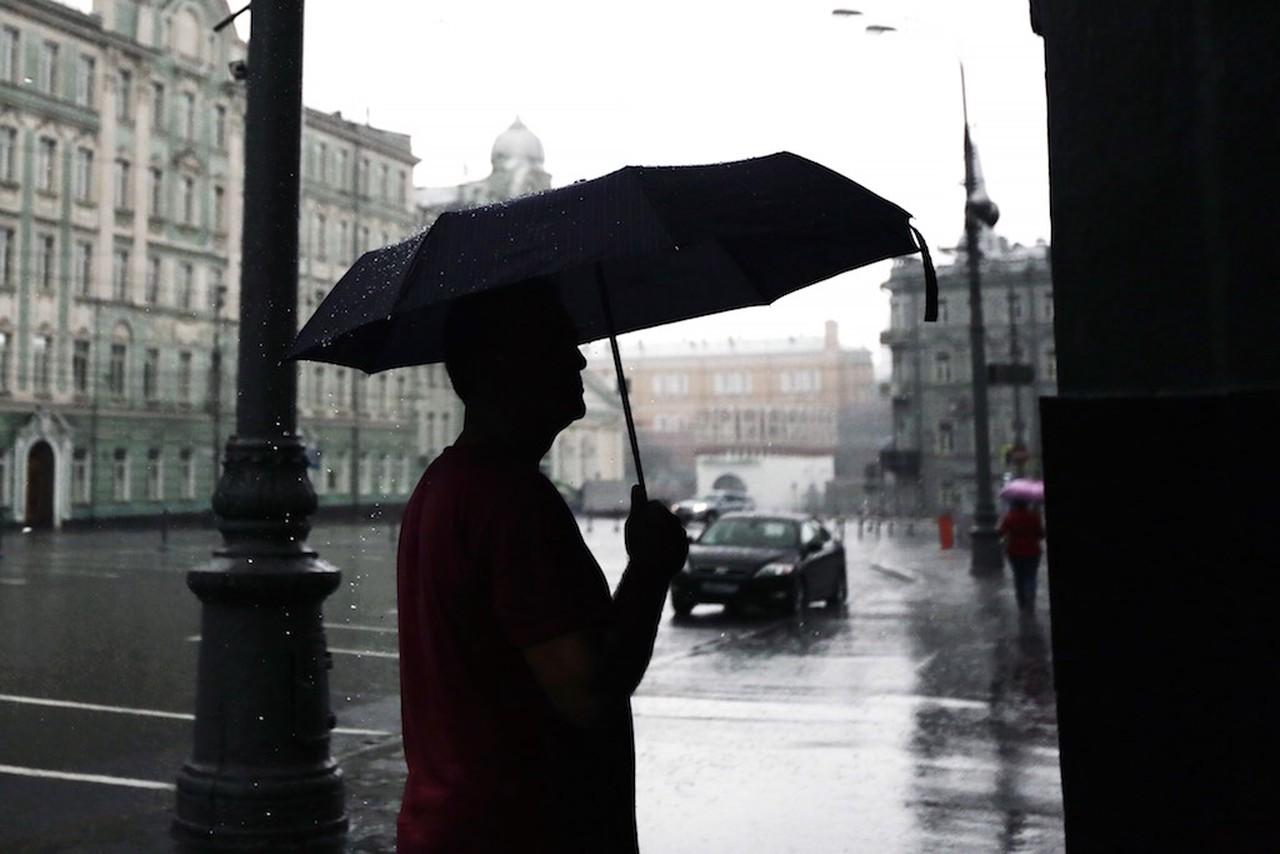 Дожди с грозами спрогнозировали в Москве