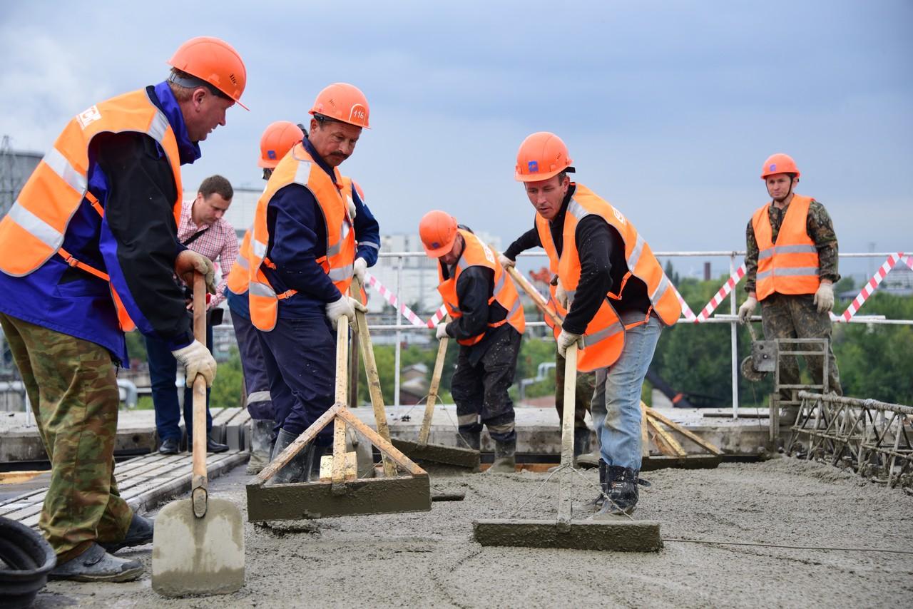 Еще двенадцать мостов построят в Москве