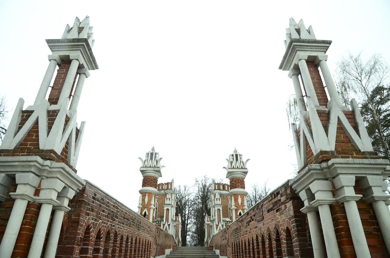 Москвичам рассказали о мостах «Царицына»