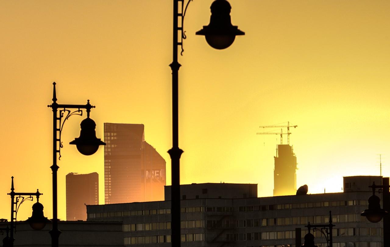 Теплая погода без осадков ожидается в Москве в пятницу