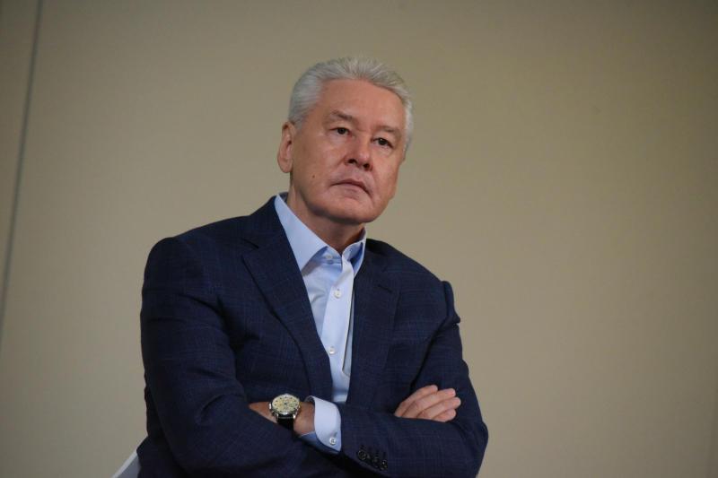 Собянин: Столичный бизнес динамично начинает набирать обороты