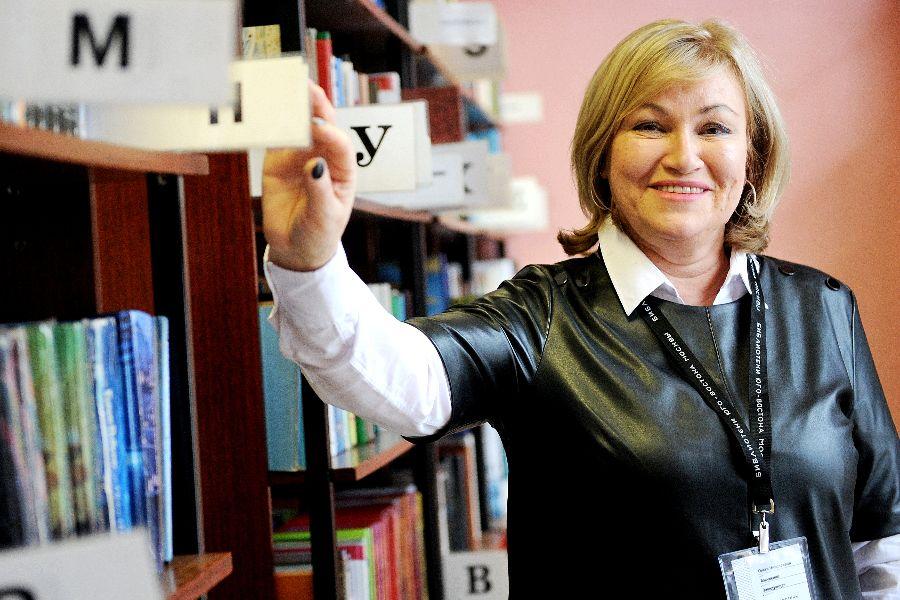 Представители центра «Москворечье» провели семинар для библиотекарей школ