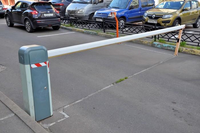 Москвичи смогут приобрести абонемент на парковки со шлагбаумом