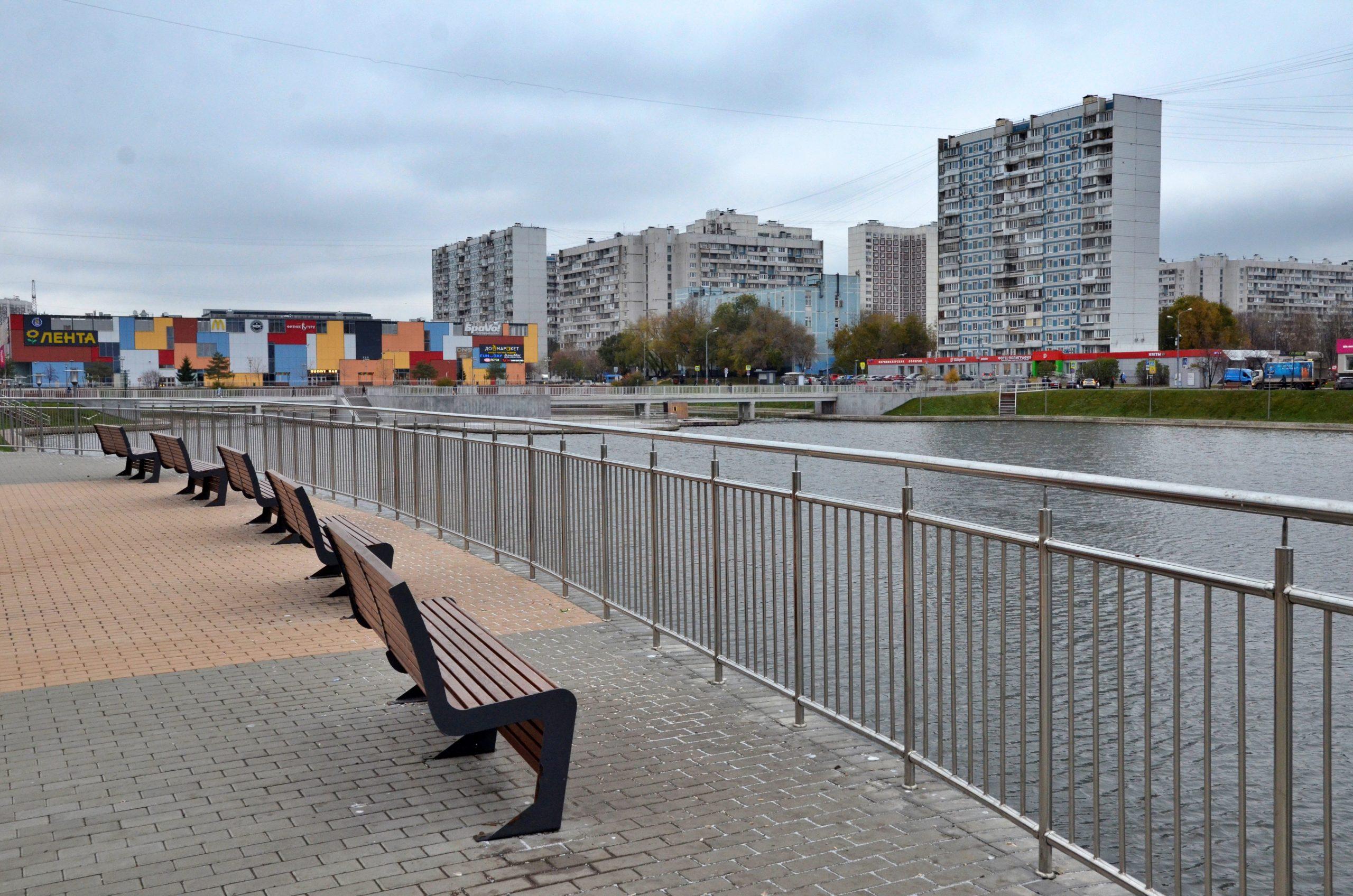 Новая поисково-спасательная станция будет патрулировать Братеевскую пойму