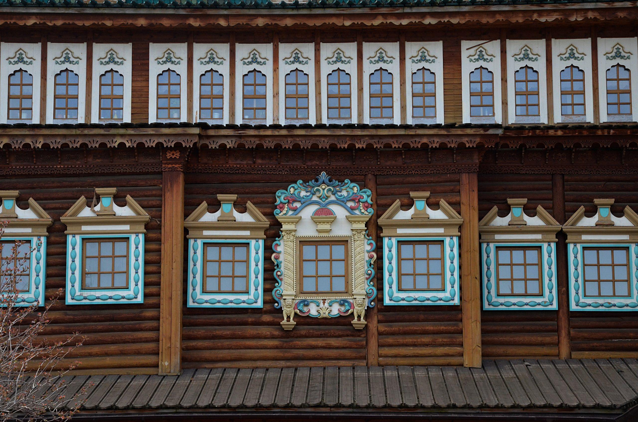 Москвичам расскажут о памятниках деревянной архитектуры на юге города