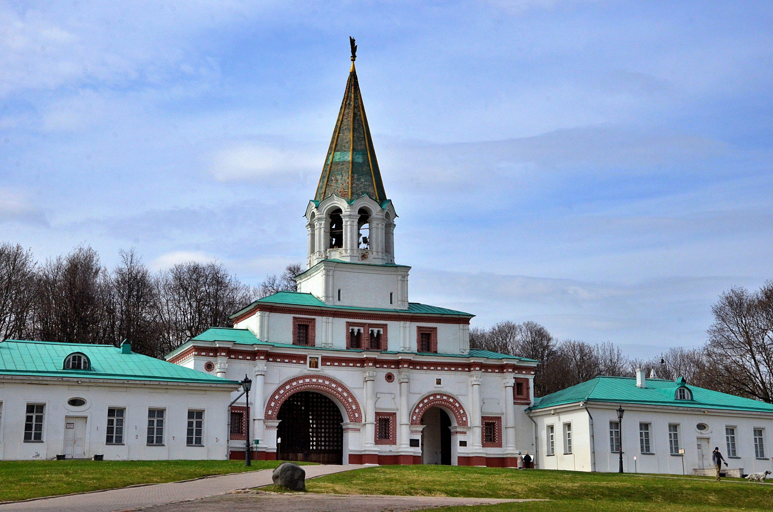 Новую виртуальную экскурсию подготовили представители «Коломенского»