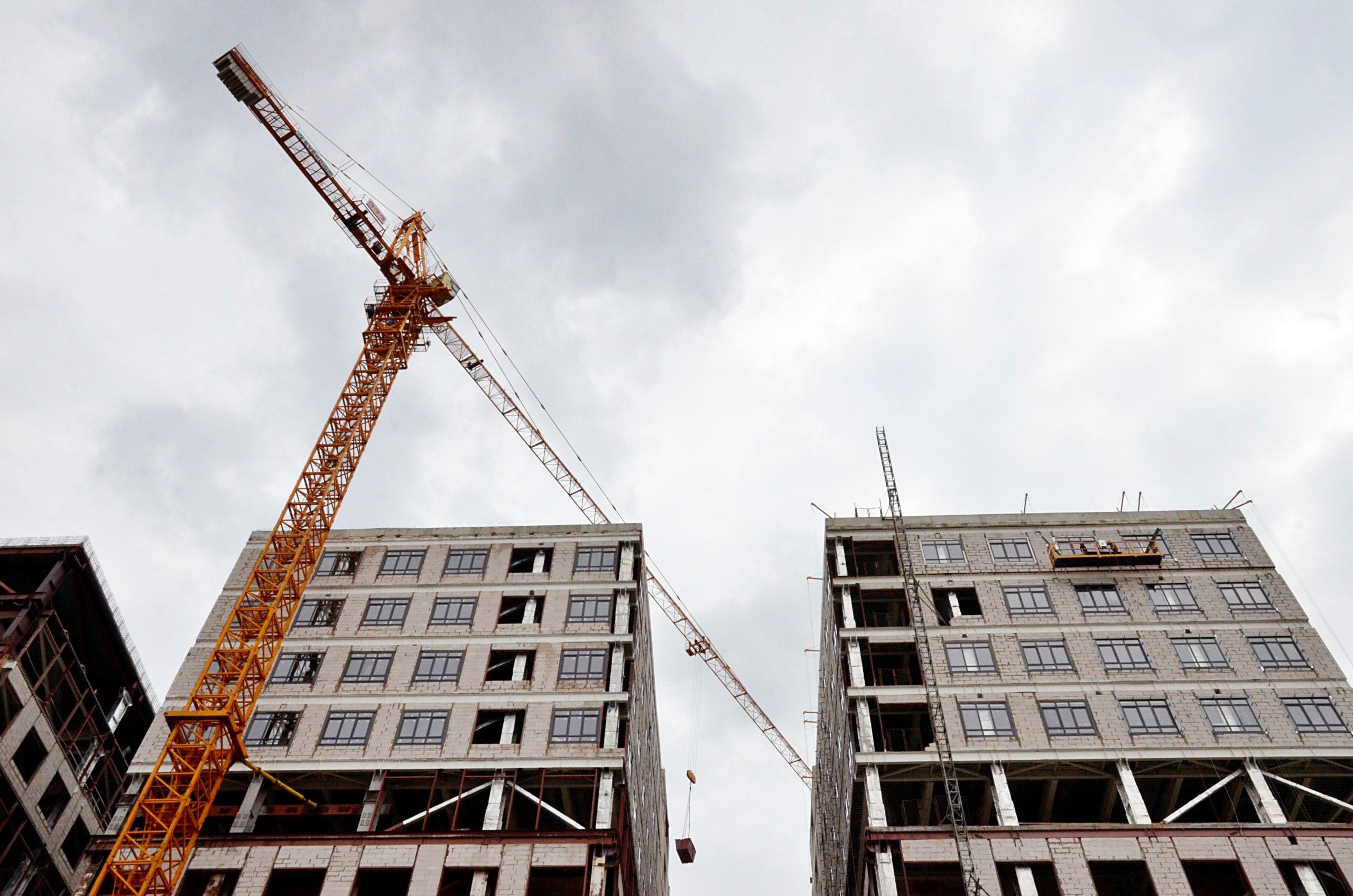 Жилой дом на 318 квартир построят в Нагорном районе