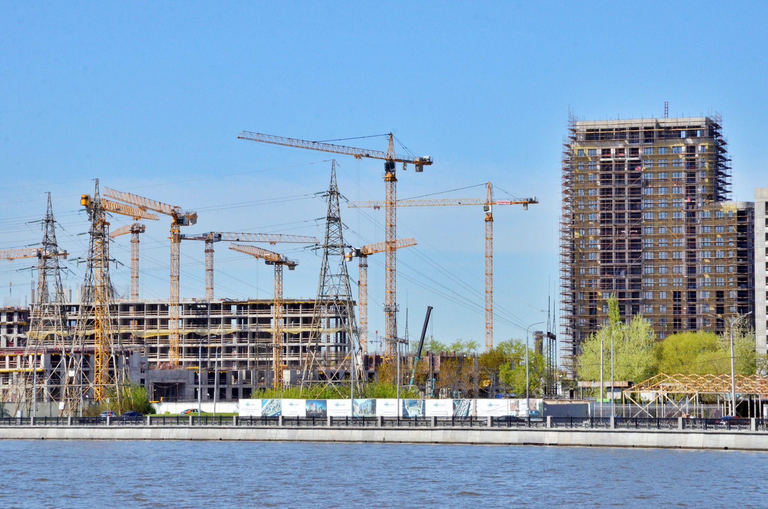 Апартаменты с физкомплексом и бассейнами возведут на юге столицы