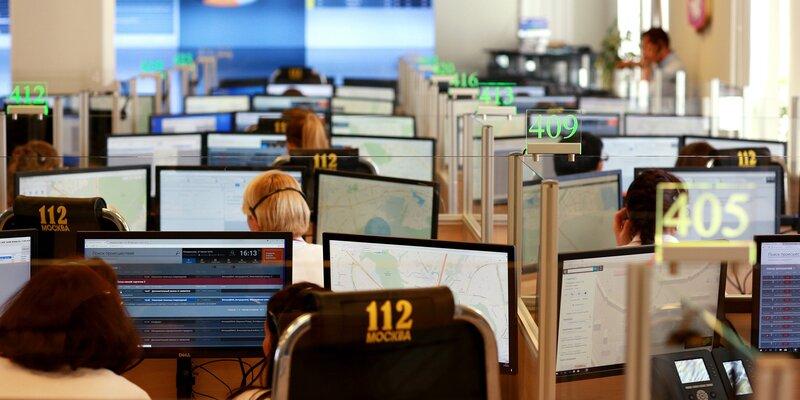 Система 112 Москвы организует прием звонков глухих и слабослышащих людей