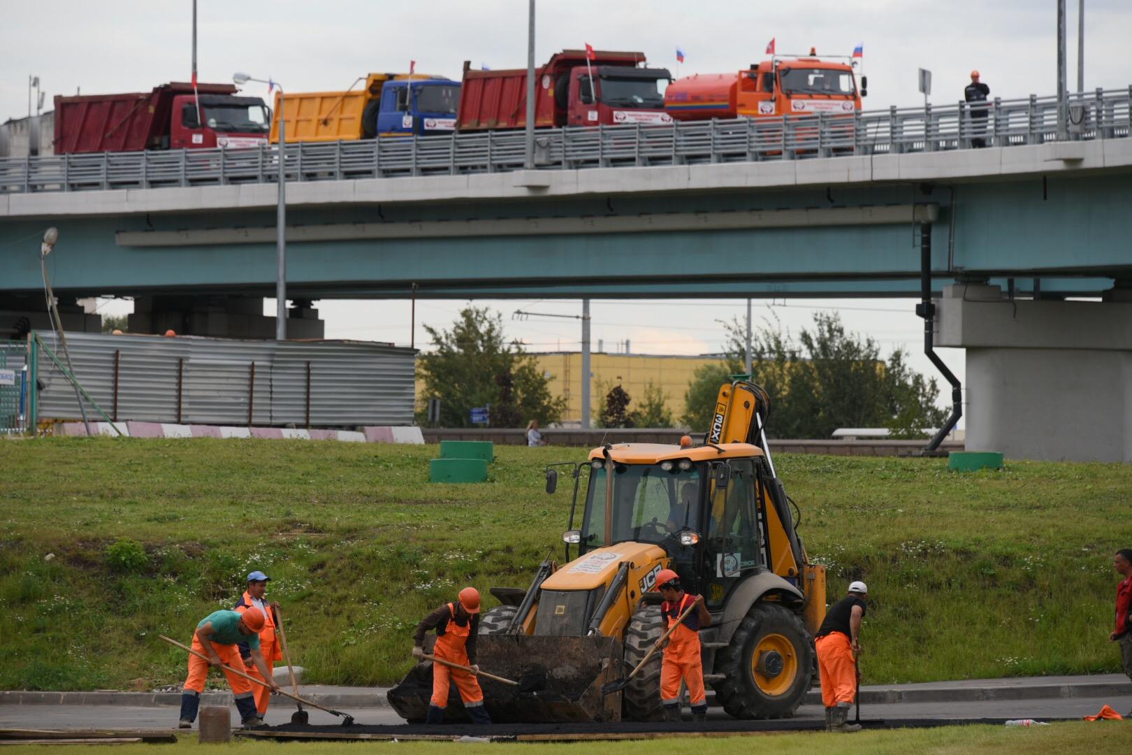 Москвичам рассказали о новых объектах на Варшавском шоссе