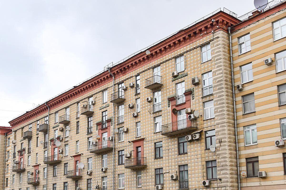 Работы по капитальному ремонту дома организуют в Москворечье-Сабурове