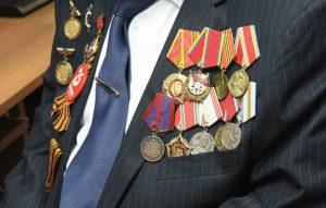 Николай Алексеевич почетный член Совета ветеранов. Фото: Ирина Лешкевич