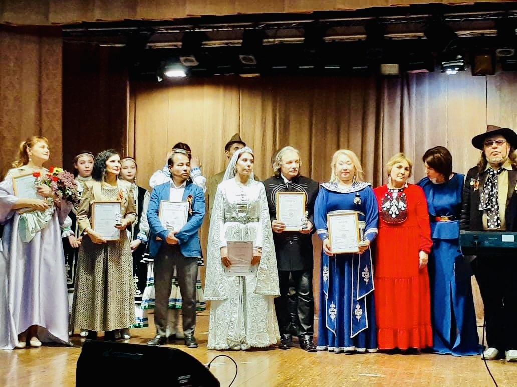 Межнациональный конкурс-фестиваль авторской песни прошел в Москве