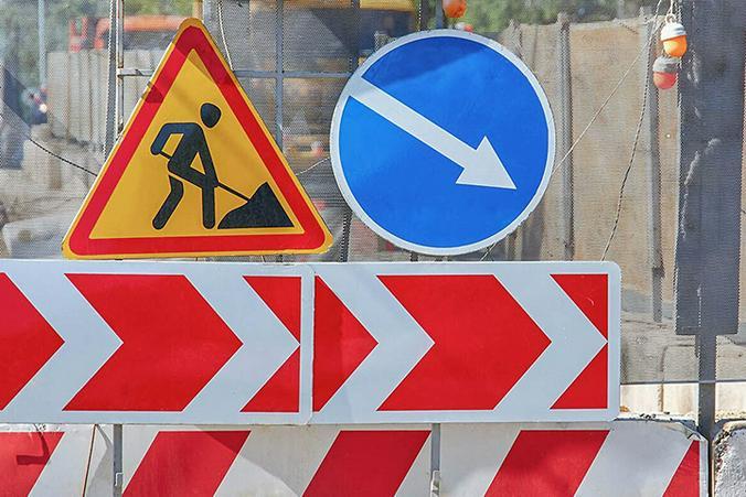 Движение транспорта в Электролитном проезде временно ограничат