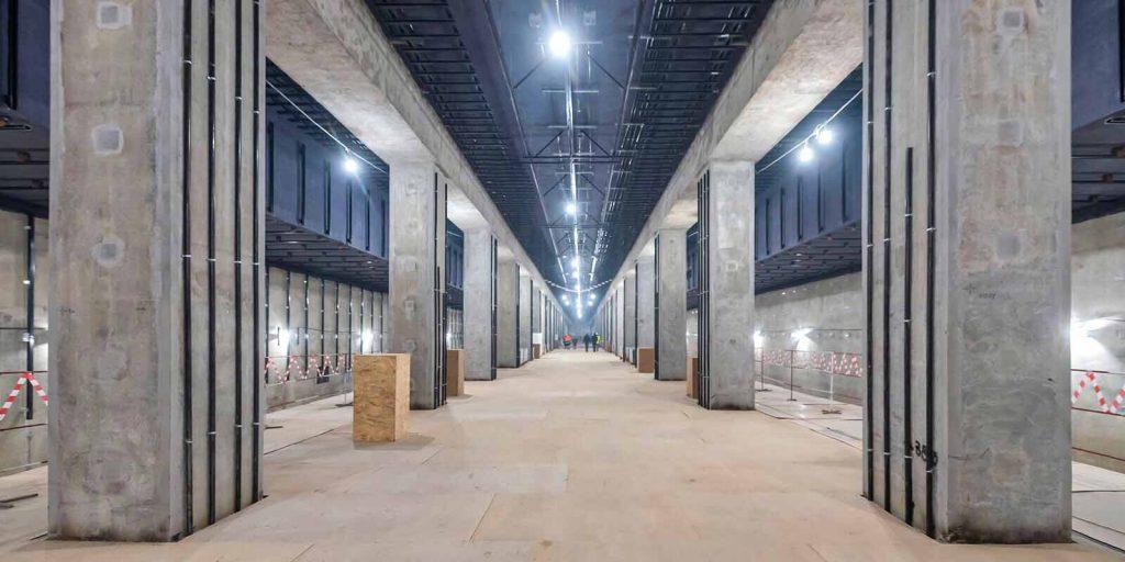 Проходку последних пяти километров тоннелей БКЛ скоро завершат