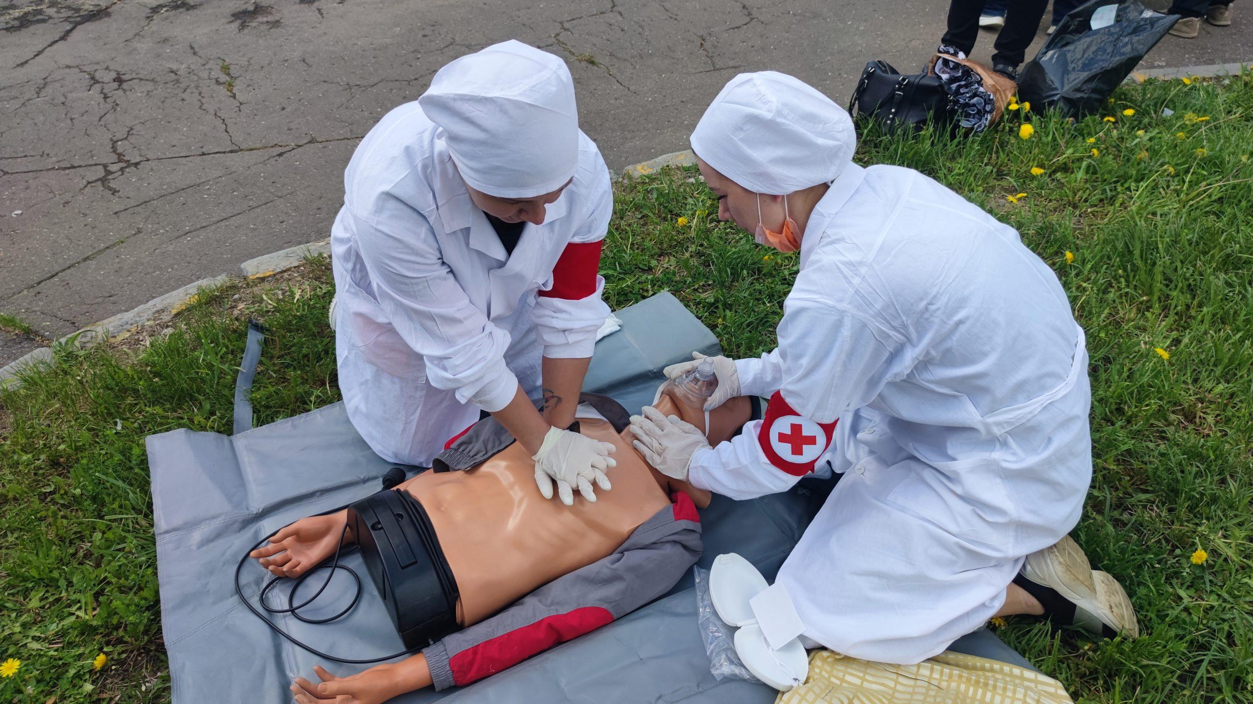 Соревнования на лучшее аварийно-спасательное формирование