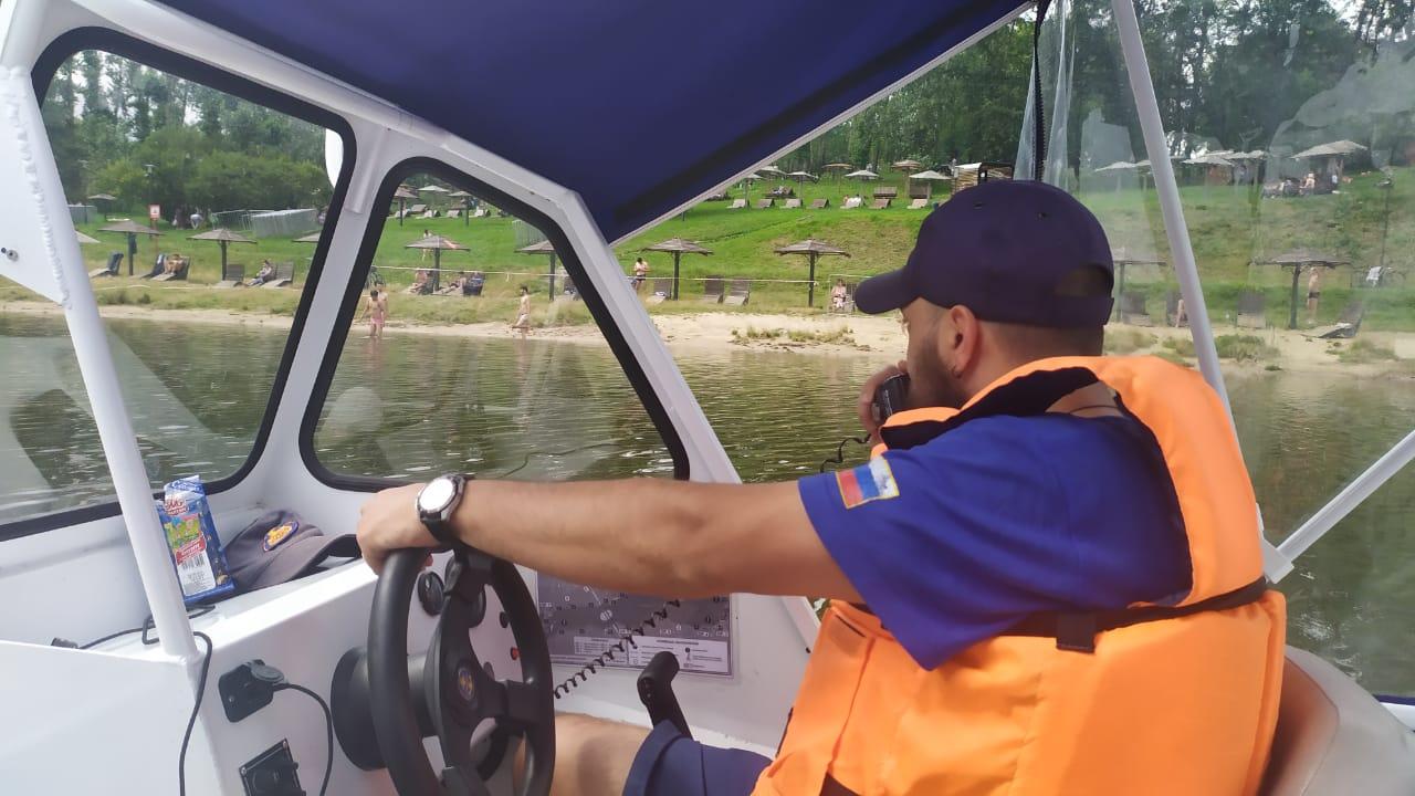 На водоемах Южного округа столицы проводится профилактическая работа по предупреждению несчастных случаев