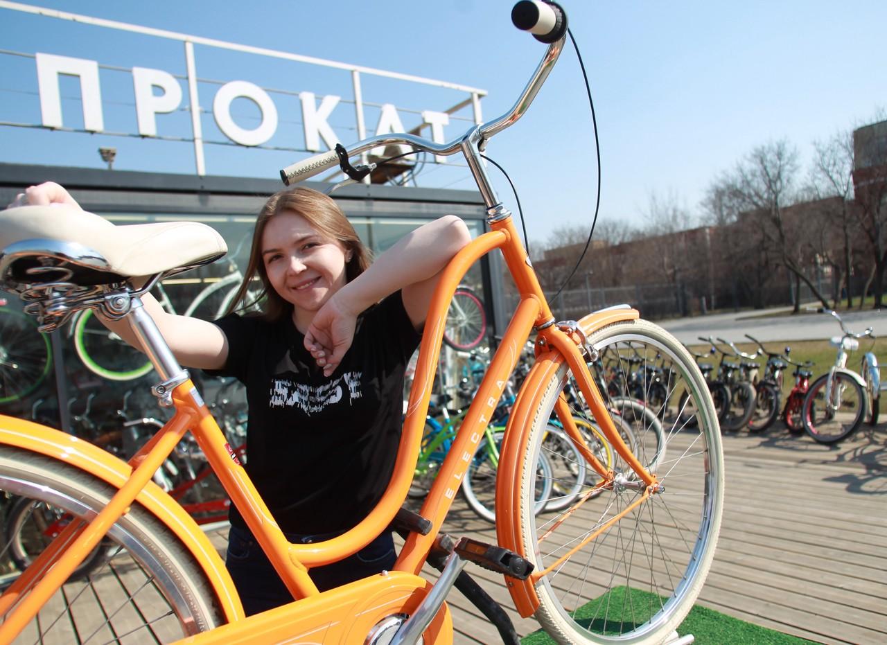 Велопрокат в Москве на один день увеличил бесплатное время поездок