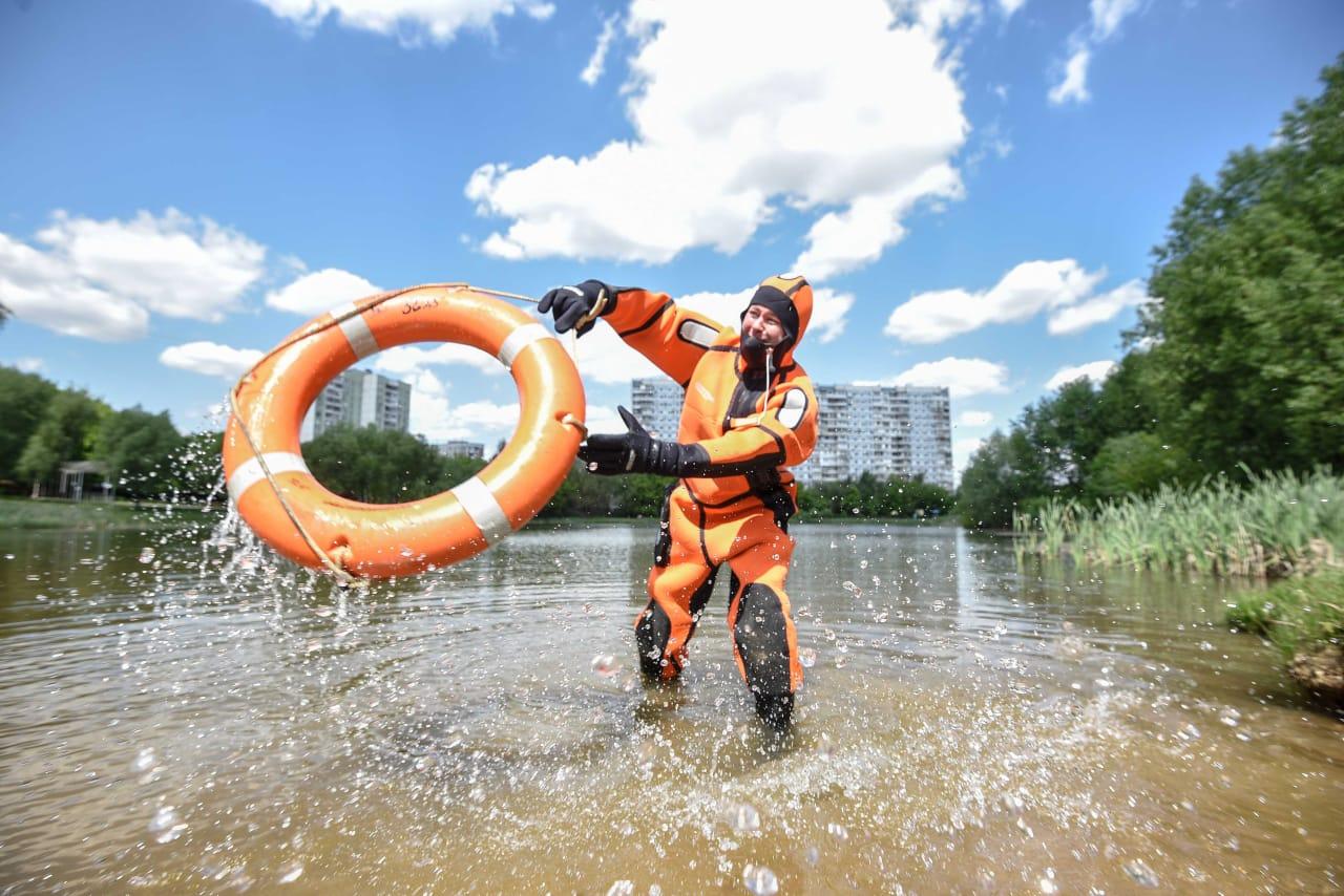 МЧС рассказывает об основных причинах несчастных случаев при купании