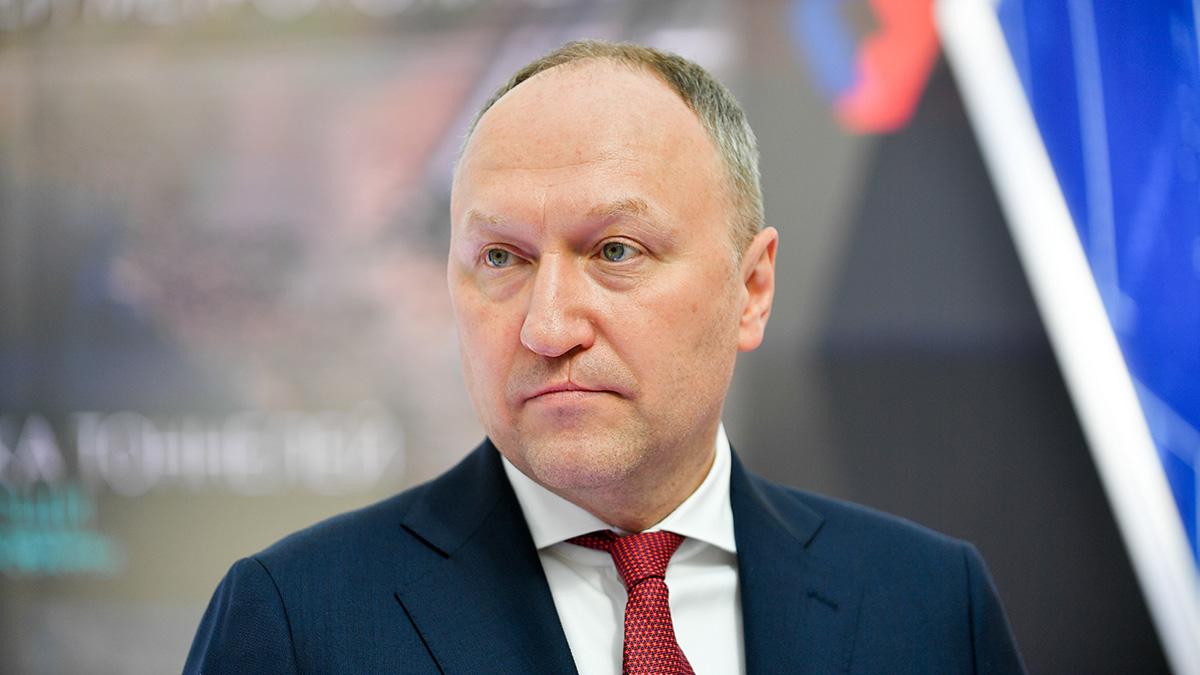 Андрей Бочкарев: В Щукине приступили к активной фазе строительства школы на 800 мест