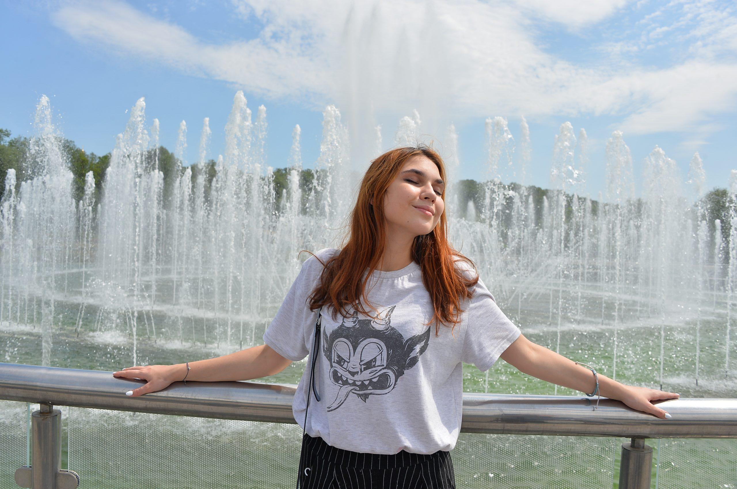 Особенности светомузыкального фонтана озвучили в «Царицыне»