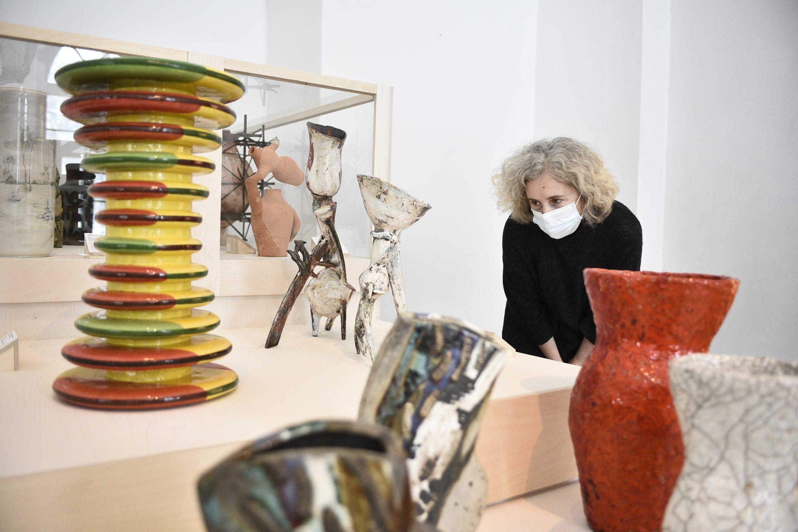 Финисаж выставки «Керамика. Парадоксы» пройдет в прямом эфире