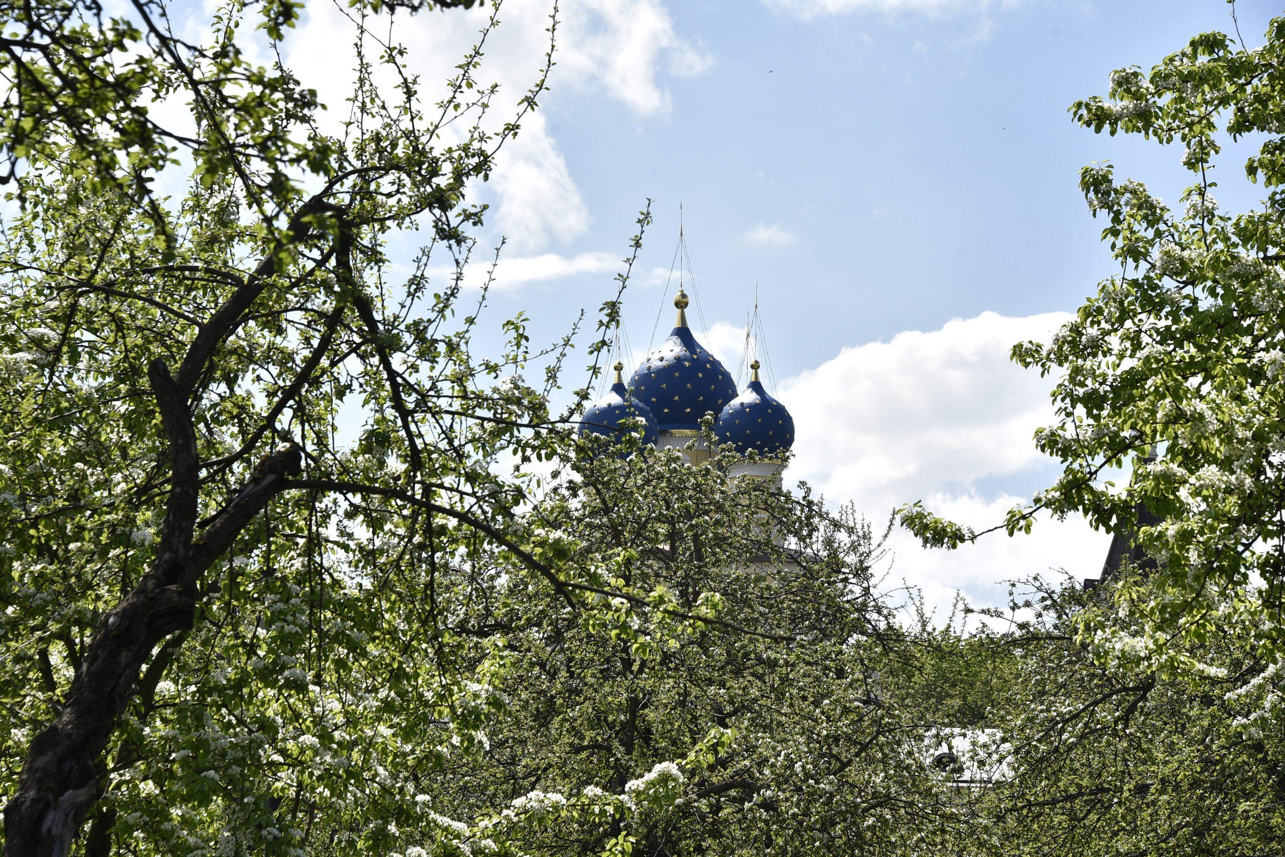 Историческая экскурсия по храмам пройдет в «Коломенском»