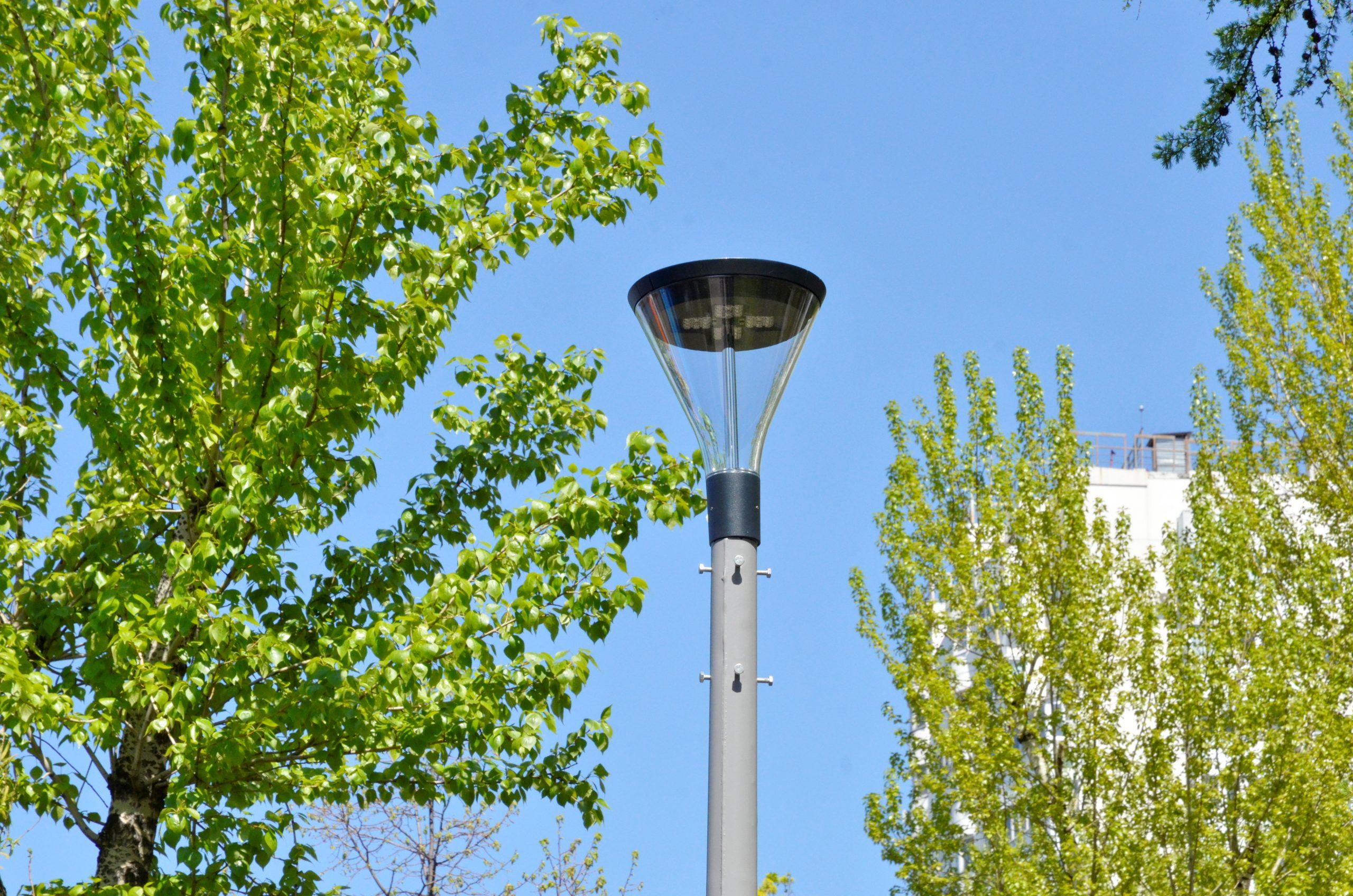 Новое уличное световое оборудование установят на улицах юга