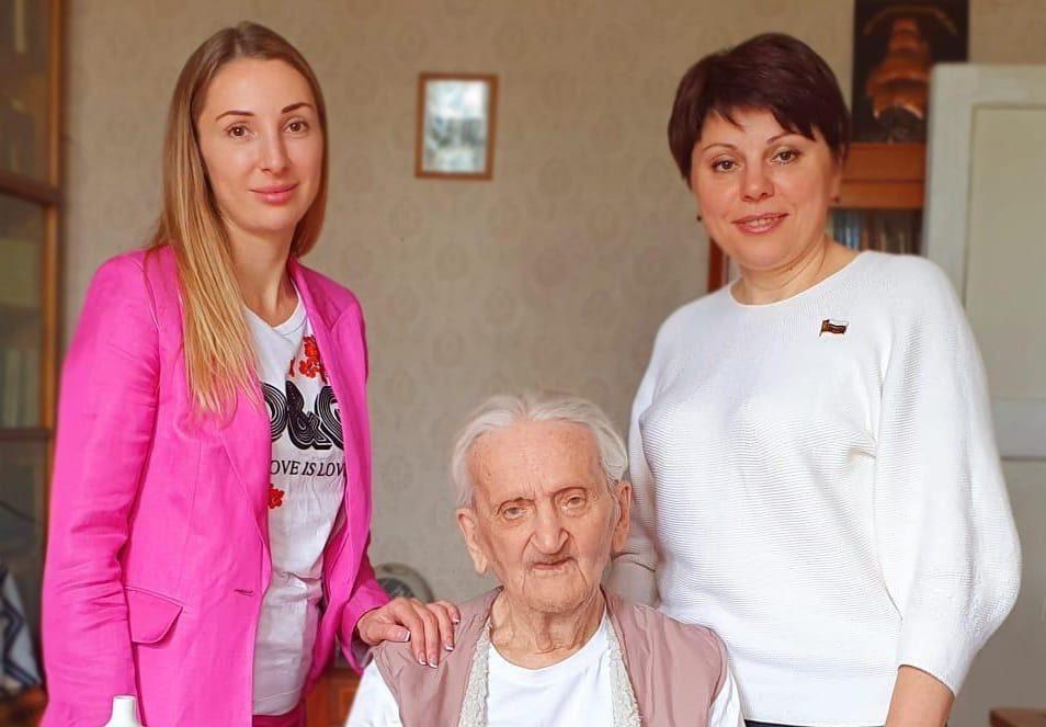 Сотрудники центра «Царицынский» рассказали о долгожителе района Москворечье-Сабурово