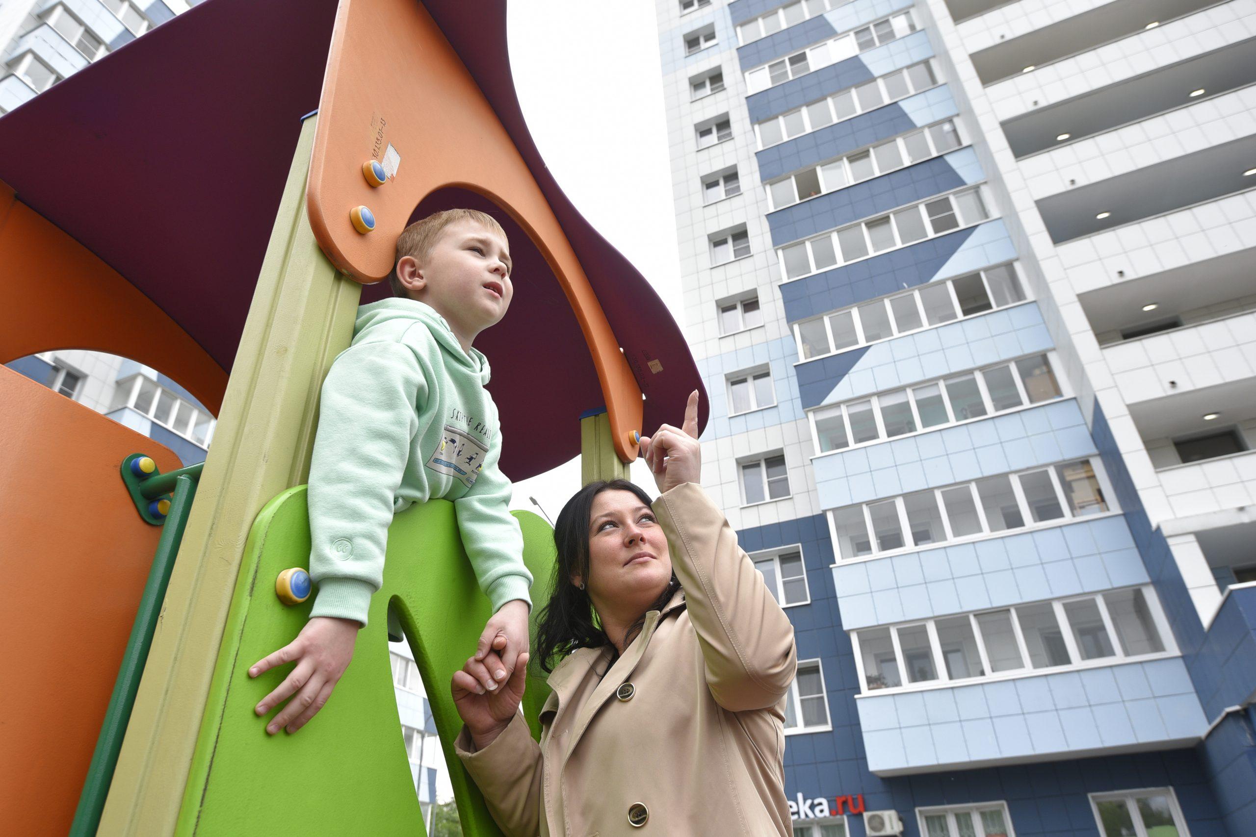 Жилой дом с плоскостными парковками построят в Бирюлеве Восточном