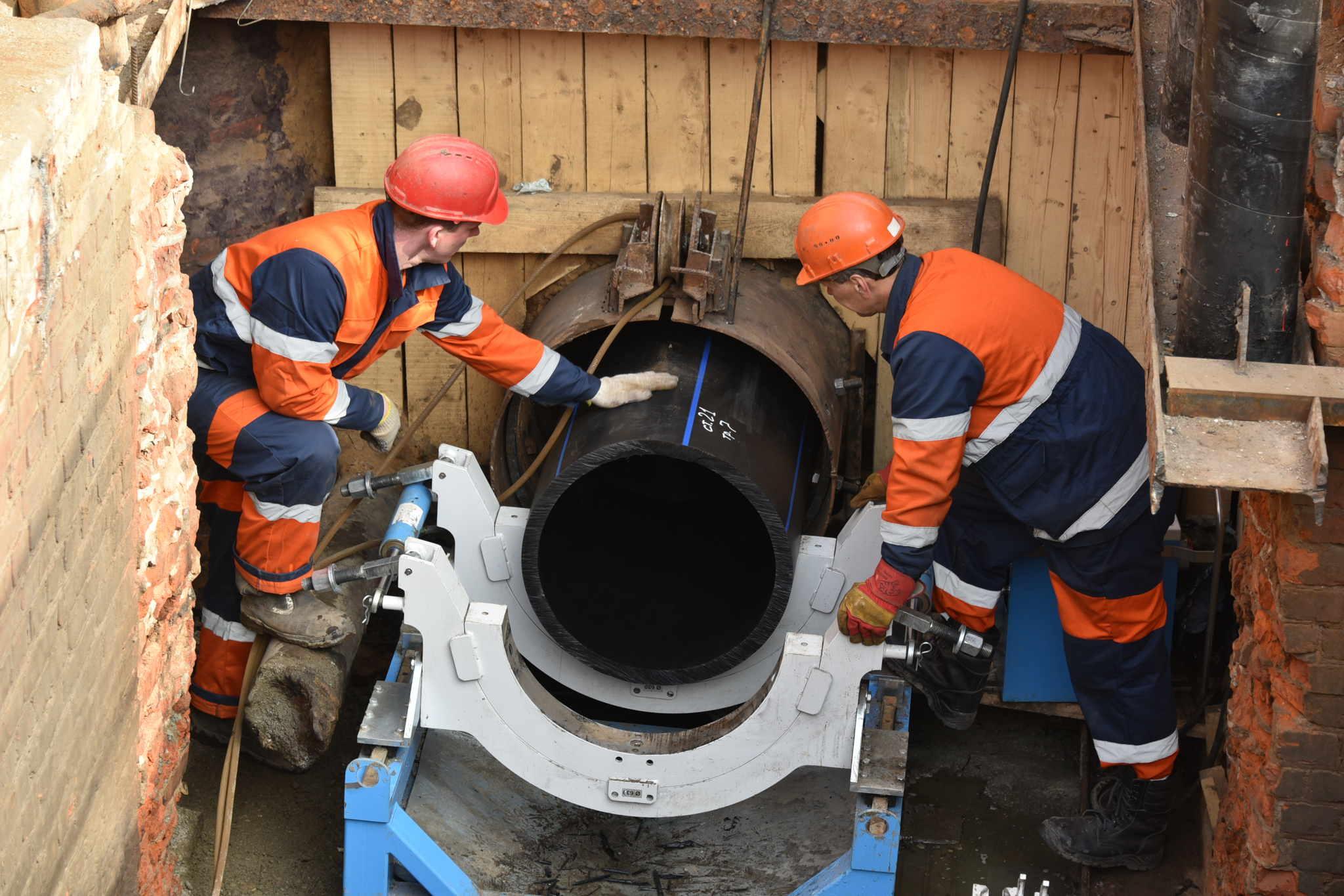 Мосгосэкспертиза выдала шесть положительных заключений на реконструкцию водопроводной сети на юге