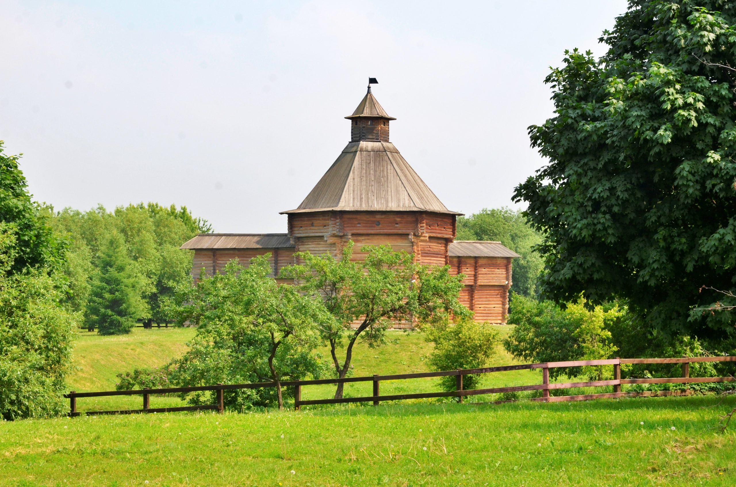 Экскурсию о древней крепости проведут сотрудники «Коломенского»