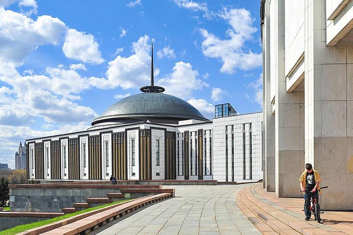 Жителям города расскажут о военных музеях Москвы