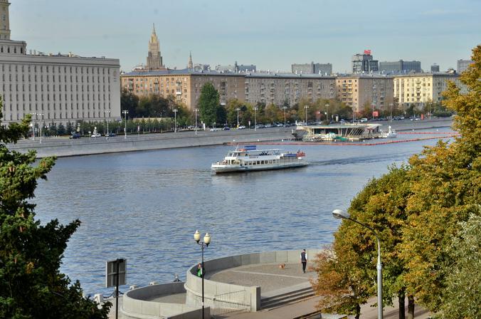 В Москве организаторам речных круизов грозит  миллионный  штраф за нарушения антиковидных мер