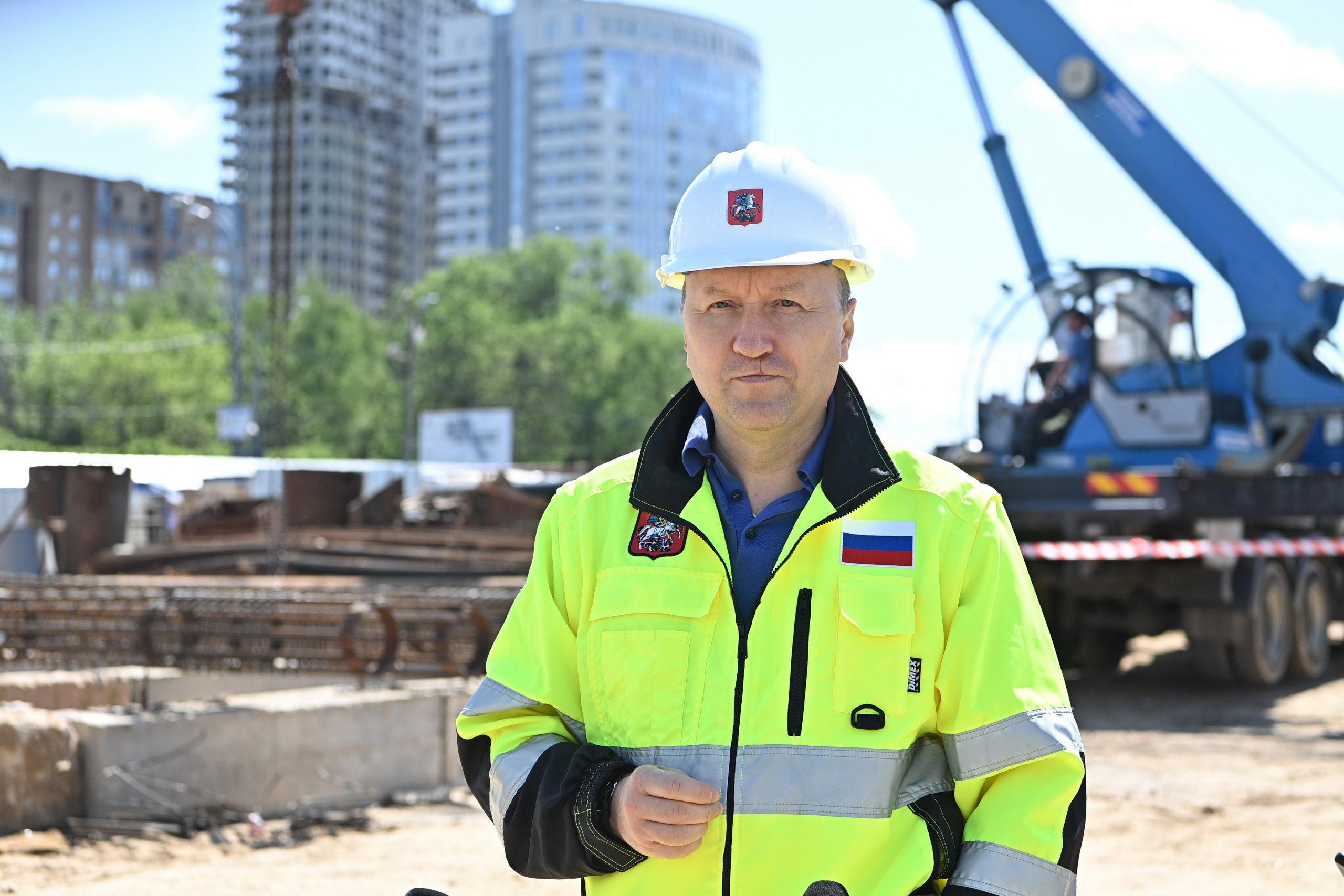 Андрей Бочкарев: Переселение более, чем 40 тысяч человек организовано в Москве с начала программы реновации