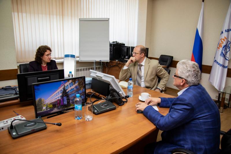 Представители университета МИФИ рассказали о новом сотрудничестве