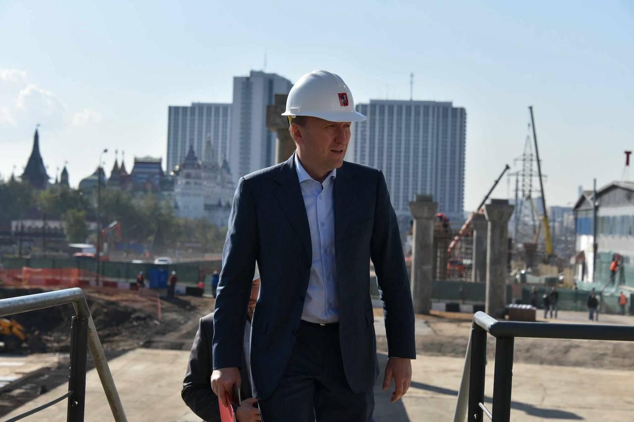 Андрей Бочкарев: Строительство соцобъектов остается приоритетом градостроительного развития столицы