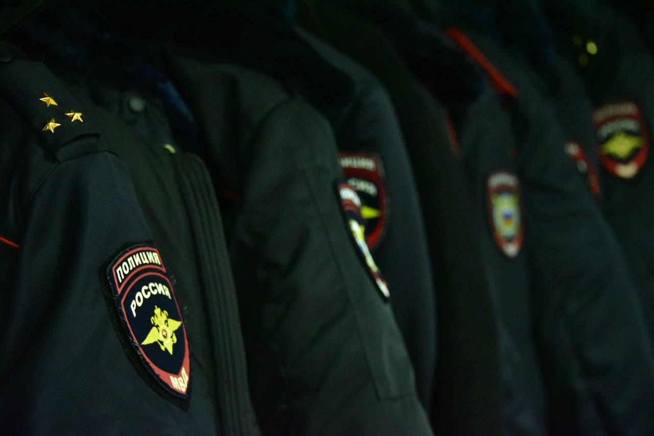 Полицейские Южного округа столицы задержали подозреваемого в краже